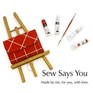 Sew Says You Wallets Bags Planners Accessories