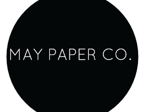 May Paper Co. Logo