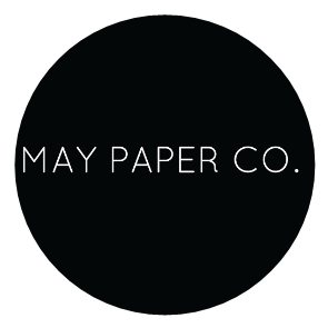 Meet the Maker - May from May Paper Co.