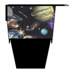 Outer Space cup case